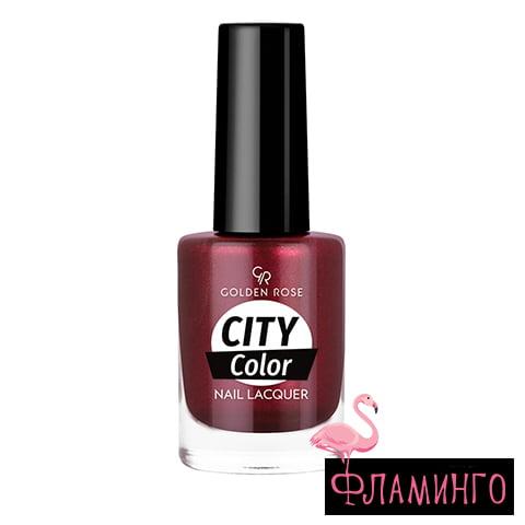 GR CITY COLOR (10,2мл) Лак д/ногтей № 057 1