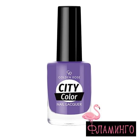 GR CITY COLOR (10,2мл) Лак д/ногтей № 061 1