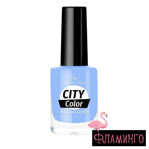 GR CITY COLOR (10,2мл) Лак д/ногтей № 062 1