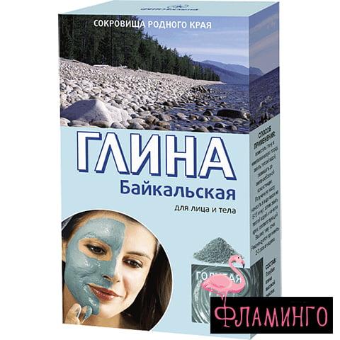 ФТ Глина СРК Байкальская голубая,100г(24шт) 1