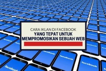 Cara Iklan di Facebook