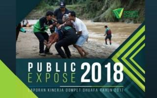 dompet dhuafa public expose 2018