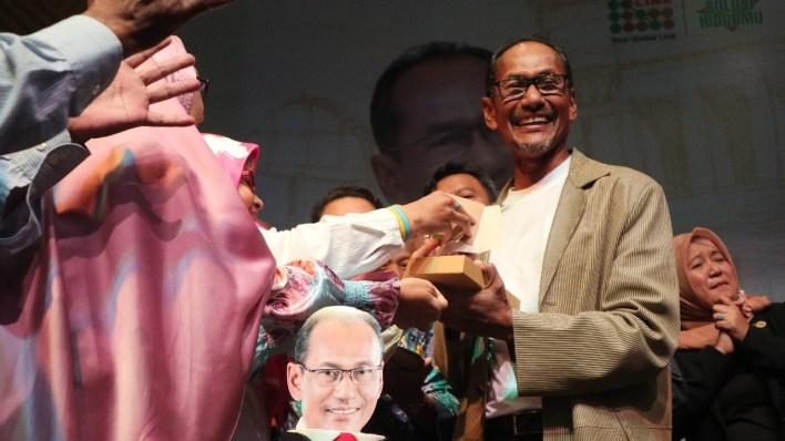 Tokoh Pengunsaha Sukses K Link Indonesia Dato Radzi Saleh