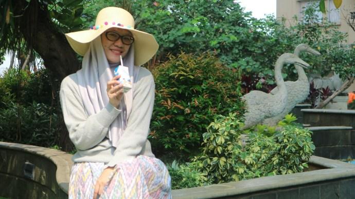 gaya hidup sehat dengan heavenly blush greek yogurt