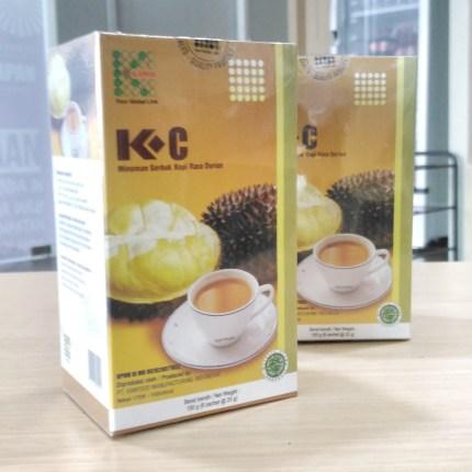 kopi kesehatan k-coffee durian