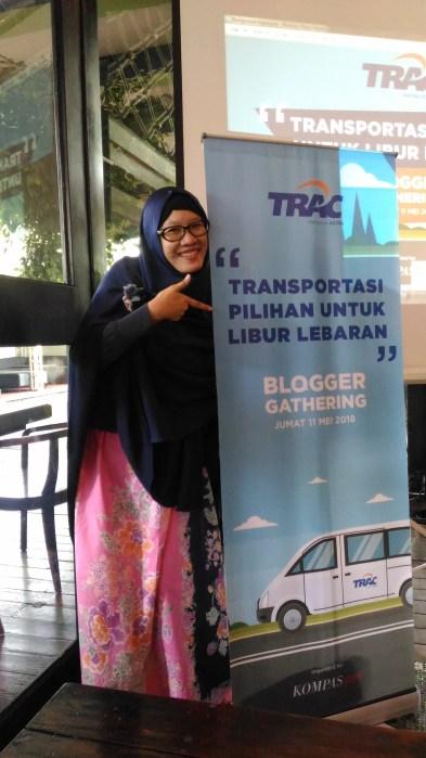persiapan mudik lebaran dengan TRAC