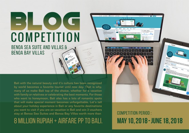 blogger competition