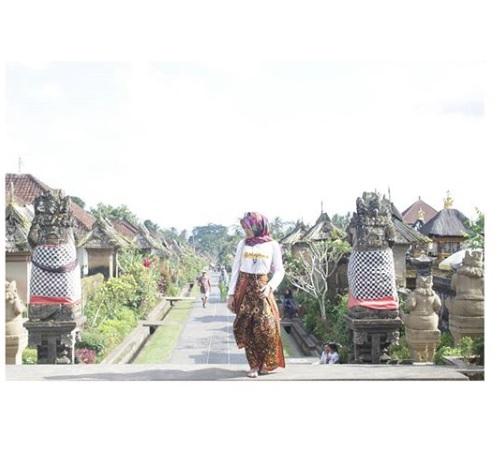 desa panglipuran tempat wisata unik di Bali