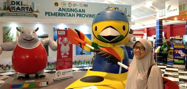 harga merchandise asian games
