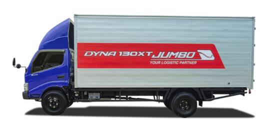 Toyota Dyna, Pelancar Bisnis Anda