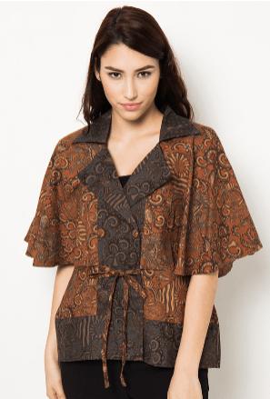 710+ Model Baju Batik Hamil Kerja Terbaru