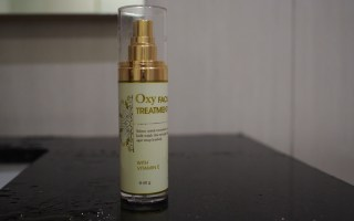 detox wajah dengan facial treatment oxyglow