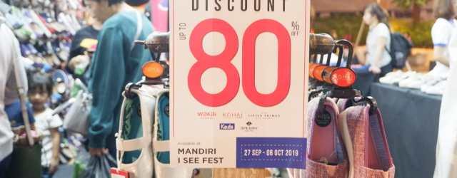 GBK Mandiri I See Fest