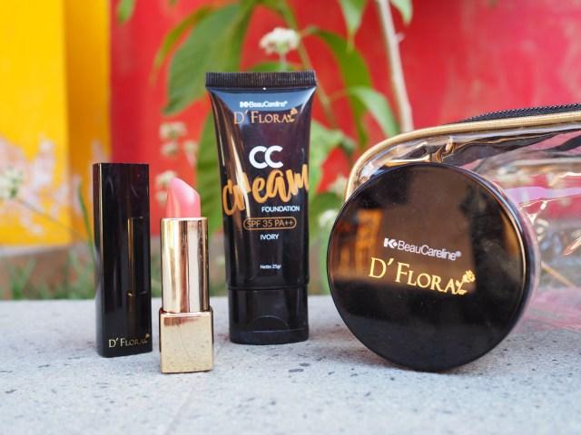 makeup flawless d flora kosmetik