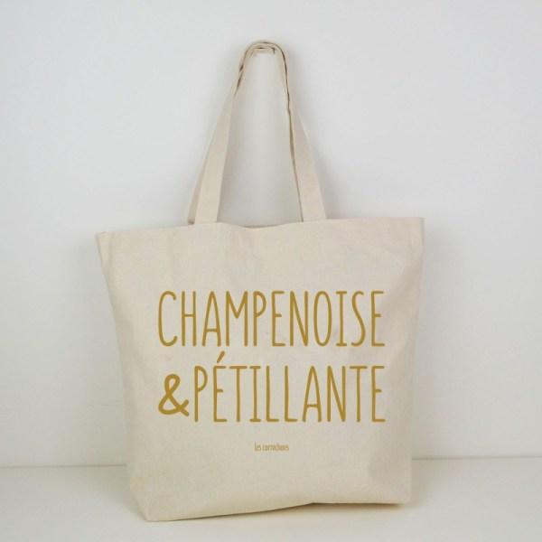 Cabas Champenoise & Pétillante