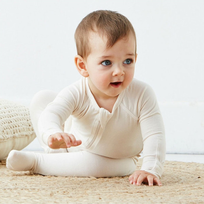 Consider adding the Boody Baby Eco-Friendly Organic Sleeper to your baby registry