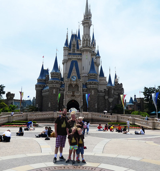 Japan, Ranking of Every Disney Park in the World, Asia, Family, Travel, Tokyo Disneyland