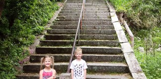 Kodaiji Zen Garden, Shrine, Big Buddha, Kyoto, Japan, Asia, Gokoku Shrine, Ryozen Graveyard, traveling with kids, family travel, diapersonaplane, Diapers On A Plane