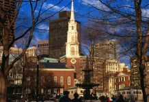 Park Street Church, Social Justice, Massachusetts New State House, Massachusetts State House, Beacon Hill, Back Bay, Boston Shoreline, Freedom Trail, Boston, Freedom Trail with Kids, Massachusetts, History of Boston, diapersonaplane, Diapers on a plane, creating family memories, family travel, traveling with kids