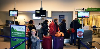 KKN, Kirkenes, Kirkenes Airport, Norway, Small Airport, Flying with kids, Norway in Winter, diapersonaplane, diapers on a plane, creating family memories, traveling with kids, family travel