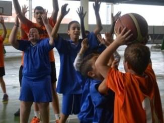 bàsquet infantil