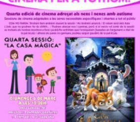 cartell cinema per a tothom
