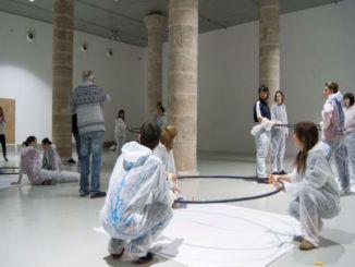 curs al Centre d'art la Panera