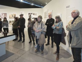 exposició fotogràfica accessible