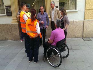presentacio agents civics a Palamos
