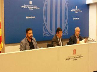 presentació dotació serveis socials a Lleida