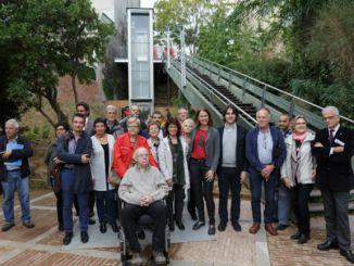 inauguracio-ascensor-millora-mobilitat