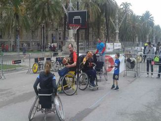 jornada inclusiva esport adaptat voluntaris