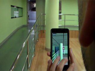 aplicació orientació persones discapacitat visual