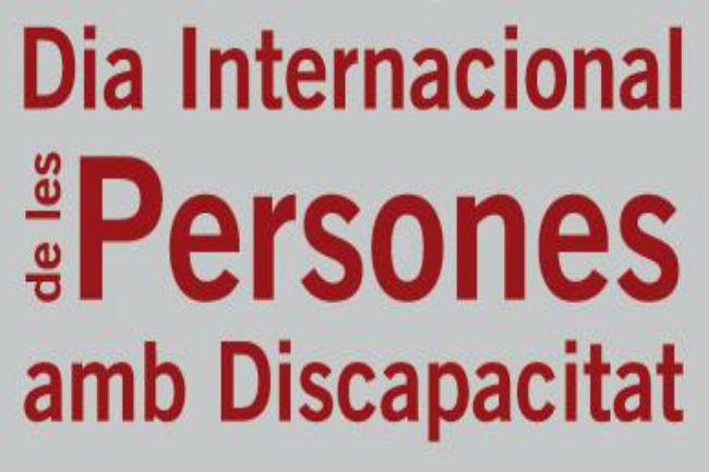 Avui se celebra el Dia Internacional de les Persones amb Discapacitat