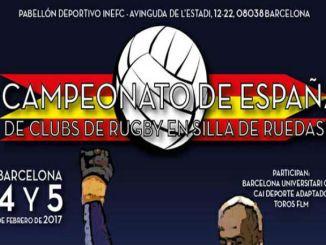 campionat espanya rugbi cadira rodes barcelona