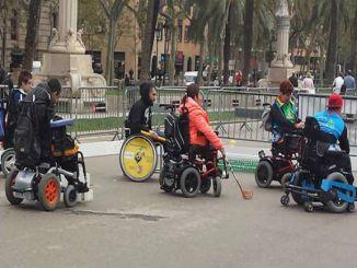 curs àrbitres hoquei cadira rodes