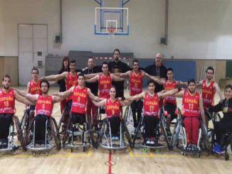 jugadors catalans selecció espanyola bàsquet cadira rodes