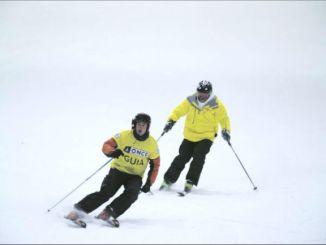esquiadors cecs campionat baqueira i beret