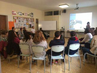 xerrada alumnes centres ocupacionals grup mifas