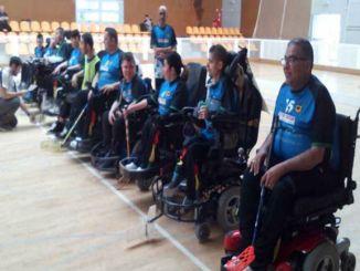 adb barberà venç lliga catalana hoquei cadira rodes