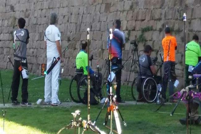 esportistes arc adaptat barcelona