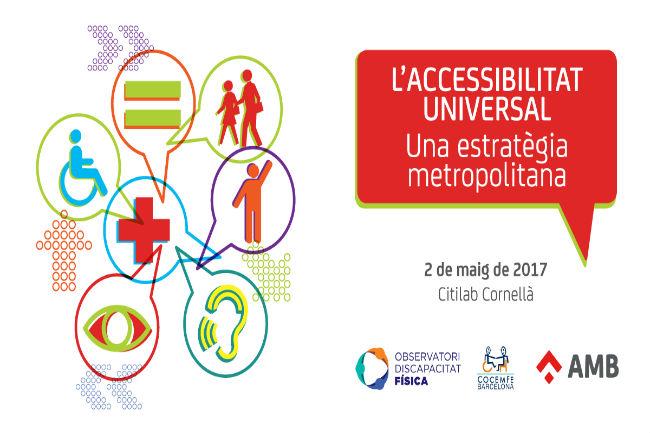 Jornada de l'AMB per impulsar el desenvolupament d'espais inclusius als seus municipis