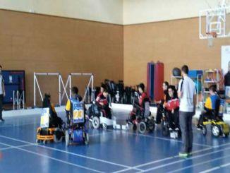 lliga catalana hoquei cadira de rodes dracs san rafael