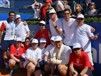 tennistes discapacitat intel·lectual trofeu conde godó