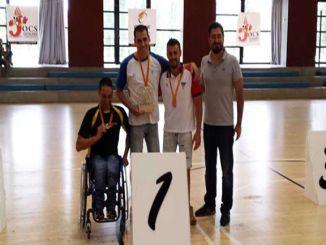 antoni ponce guanyador trofeu jocs catalans natació