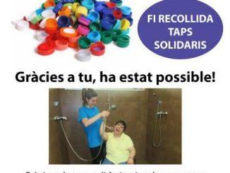 appc campanya recollida taps plàstic