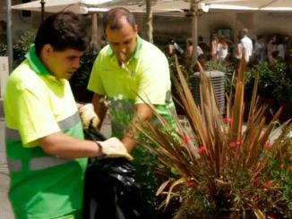 jardiners barcelona cets reivindica adintrebcn