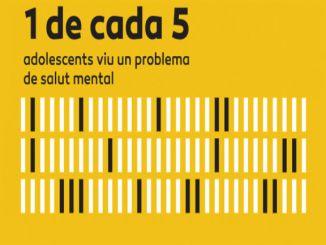 1 de 5 adolescents problemes salut mental
