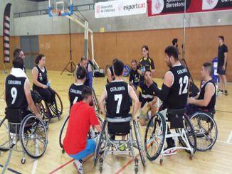 equips francesos suissos selecció catalaana bàsquet cadira rodes