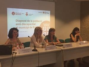 fundació pere tarrés diagnosi població discapacitat Rubí